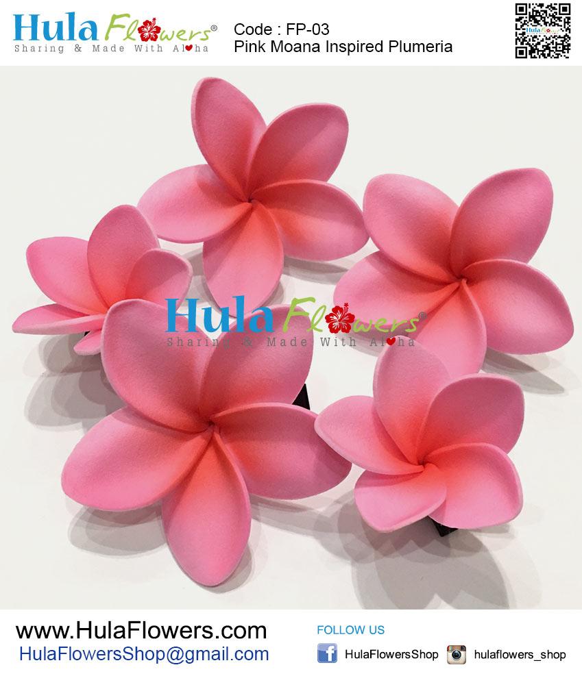 2 25 Foam Plumeria Hulaflowers